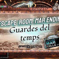 Mar endins, escape room virtual del Museu Marítim