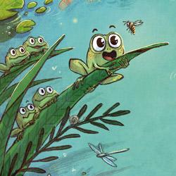 La granota Lota