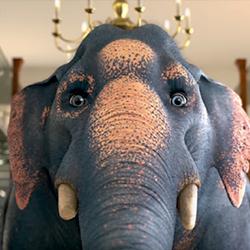 Com un elefant en una botiga de porcellana