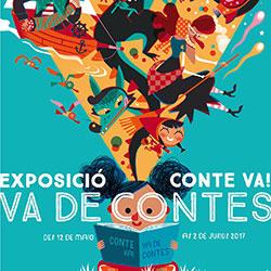 Exposició Conte va! Va de contes