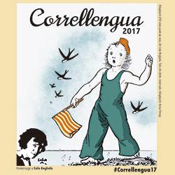 El Correllengua 2017, dedicat a Lola Anglada
