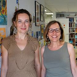 Mercè Canela i Eugènia Morer, Premi Aurora Díaz-Plaja