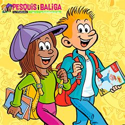El web de Pesquis i Baliga