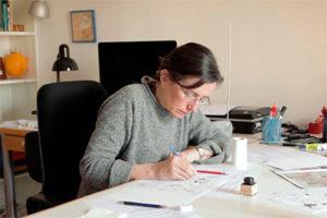 Cristina Losantos a la Setmana del Llibre en català – Cavall Fort