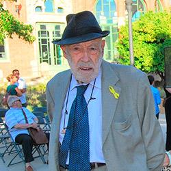 Josep Espar Ticó rep el Premi Talent d'Honor d'Humanisme