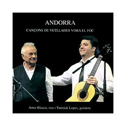 Andorra. Cançons de vetllades vora el foc