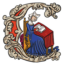 Christine de Pisan, la primera escriptora professional
