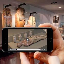 El Museu Egipci de Barcelona torna a obrir