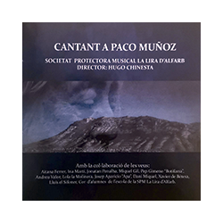 Cantant Paco Muñoz