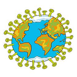El coronavirus, un visitant sorpresa