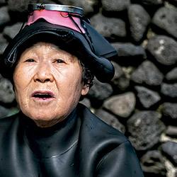 Haenyeo, les sirenes coreanes