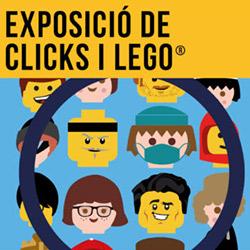 Exposició de Clicks i Lego al Poble Espanyol