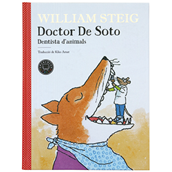 Doctor De Soto: dentista d'animals