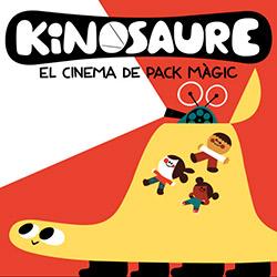 Kinosaure als Cinemes Girona