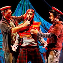 Tradicionàrius: Espectacle de la Tresca i la Ventresca & Xirriquiteula Teatre