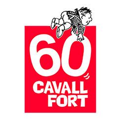 60 anys de Cavall Fort… i molts més que en vindran!